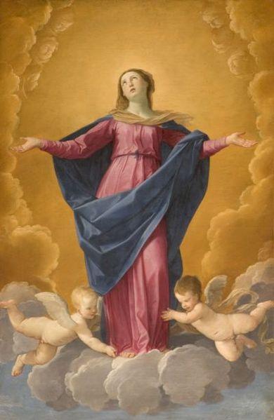 Guido Reni (1575-1642), l'Assunzione di Maria